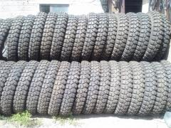 All season tyres The tire on KAMAZ the new 9.00R20 Tire chamber with the rim tape