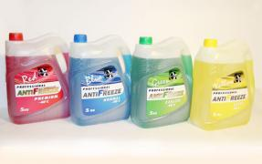 Antifreeze in bulk . NGOS KHIM-SINTEZ