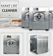 Automatic washing machine with wringer