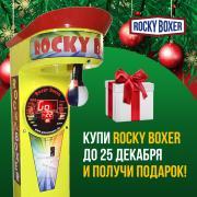 Автомат силомер боксер RockyBoxer от производителя