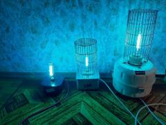 Бактерицидная кварцевая уф. лампа
