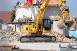 Демонтаж металлоконструкций, зданий и строений