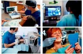 Dental implants in implant center teeth American Dental