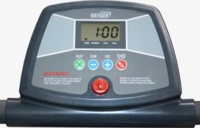 Electric treadmill CARBON YUKON