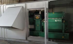 Электростанция (ДЭС, ДГУ) CUMMINS 1 МВт 6,3 кВ