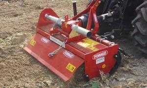 Forigo cutters for tractors