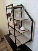 Interior shelf