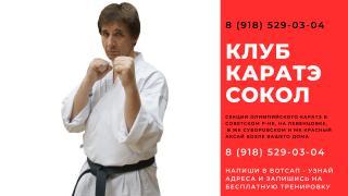 Karate for children Rostov Red Aksai