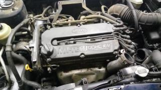 Kia Spectra двери двигатель запчасти