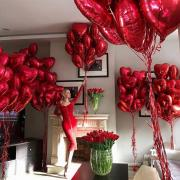 Купить воздушные шарики в Москве