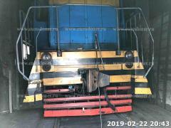 Locomotive ТГМ4Б, 2010, 825 HP