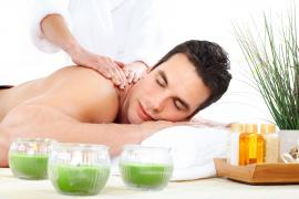 massage for men. Salon Cinnamon