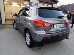 Mitsubishi ASX Sell Mitsubishi ASX in good condition