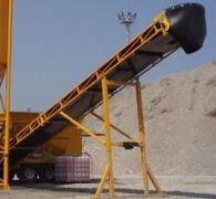 Mobile concrete batching plant Sumab LT 1200 (40 m3 / h) Sweden