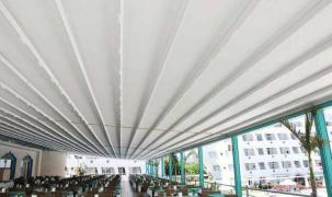 Pergolas, awnings, awnings, guillotine and sliding windows in Moscow