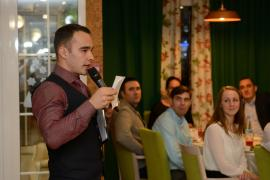 Presenter/Showman - Stepanov Alexey