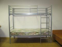 Quality metal beds, beds from laminated chipboard