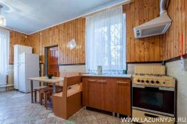 Rest on the Azov sea in Golubitskaya. Guest house Lazurny