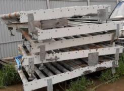 Рольганг с приводом ширина 1,2 м