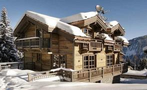 Sale and rental of chalets in the ski resort of Courchevel