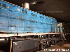 Тепловоз ТГМ4Б, 2010 г., 825 л.с