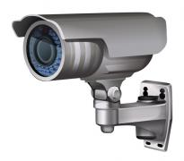 The CCTV installation, Intercoms, Security alarm