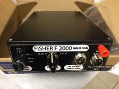 The electric rods to buy Fisher F 2000 W