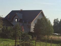 The house is 218 sq. m on a plot of 6,2 hundred, 2 km from Solnechnogorsk
