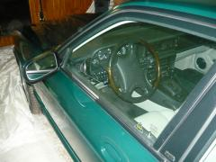 The Jaguar XJR II (X300) – Dark green