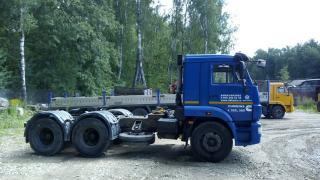 Truck tractor KAMAZ 615116 RB in Aleksin